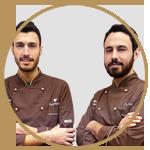 Maurizio e Matteo Ginghiali
